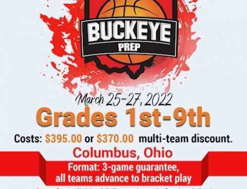 2022 Buckeye Prep Invitational Tournament Information Page