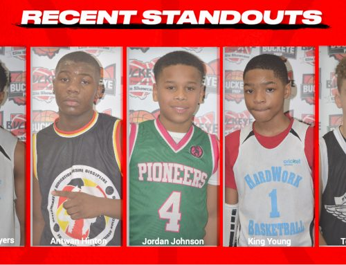 Sports 4 Courts MLK Day II Standouts