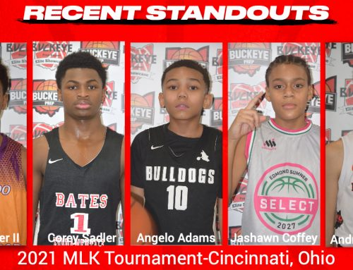 Courts 4 Sports MLK Tournament-Day I Standouts