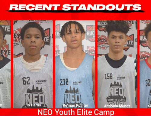 NEO Youth Elite Camp Day II Standouts
