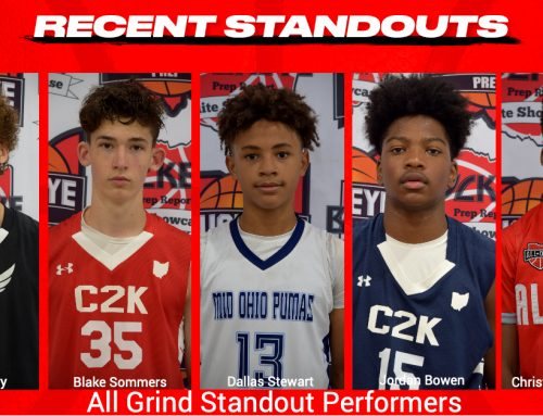 All Grind Standout Performers